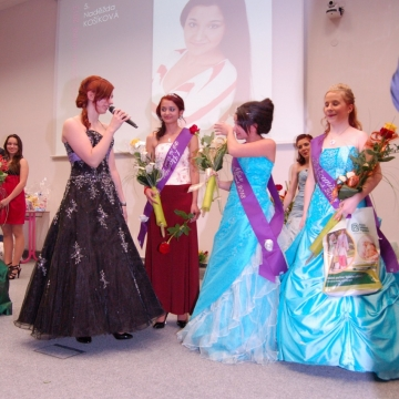 Místní kolo soutěže Miss DD