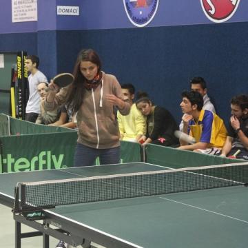 Ping pong v Novém Jičíně