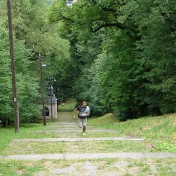 IV. ročník v běhu do Cvilínských schodů