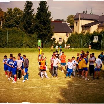 Turnaj v kopané - Budišov nad Budišovkou