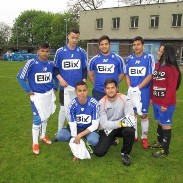 DD CUP - Ostrava Bazaly