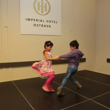 Slavnostní oběd v IMPERIAL HOTELU