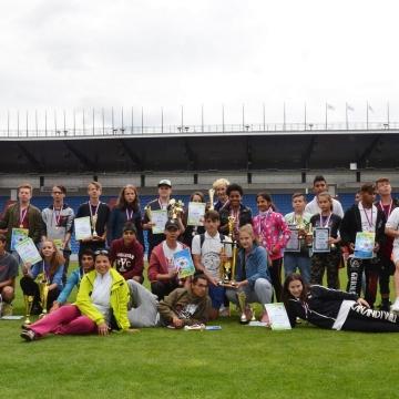 Mezinárodní sportovní hry DD Ostrava