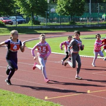 Regionální sportovní hry DD Ostrava