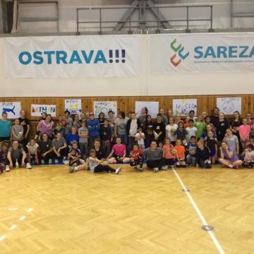 Den s házenou v RHC Sokol Ostrava Poruba
