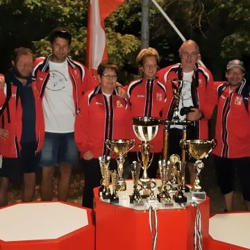 Mezinárodní sportovní hry DD Maďarsko