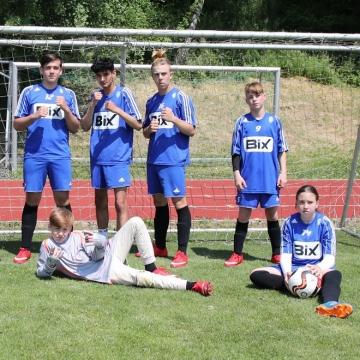 DD Cup - fotbal Markvartovice